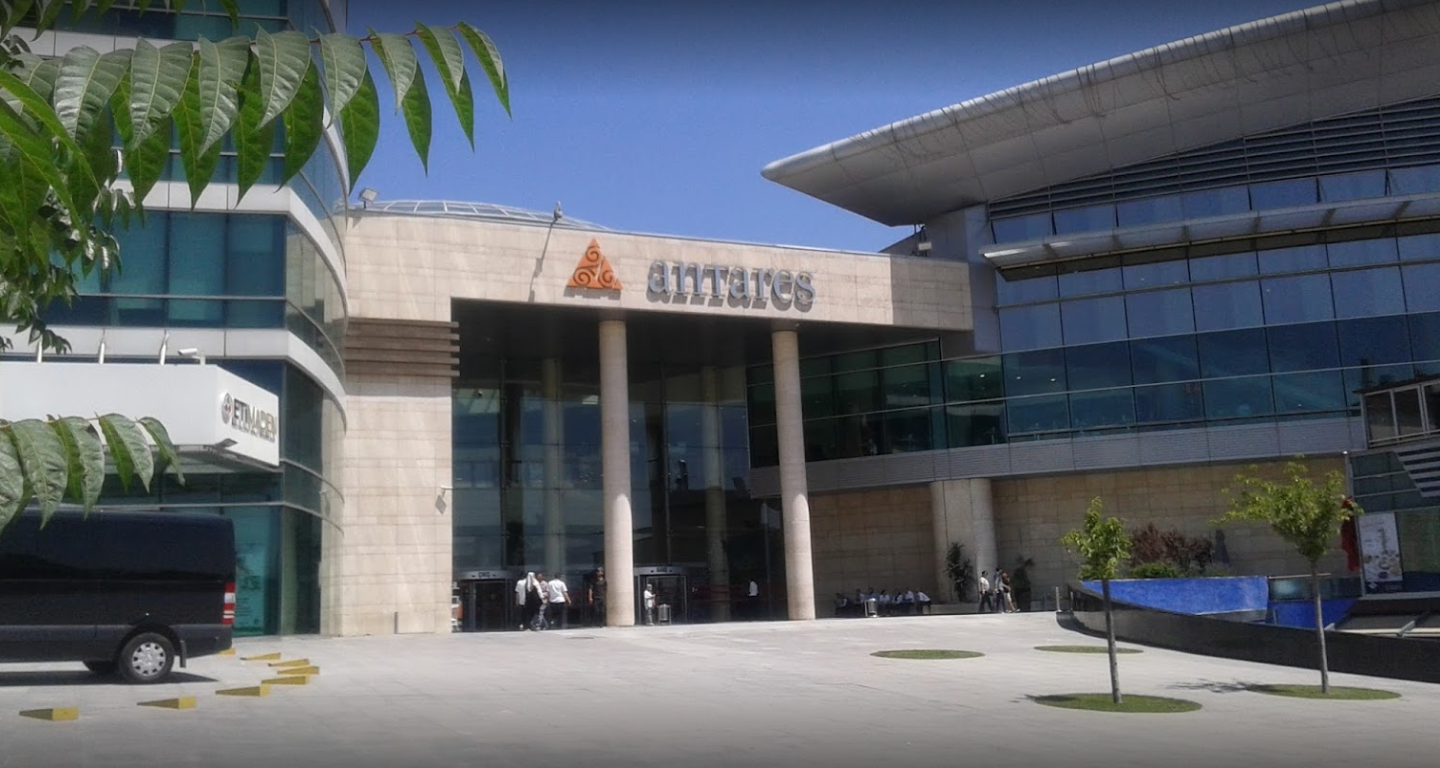 Antares AVM - Adin-S Mall Solution