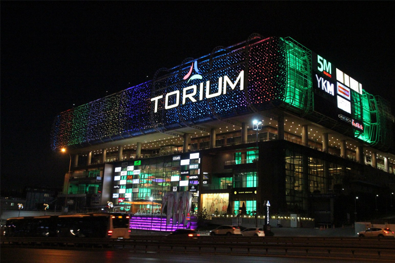 Torium AVM - Adin-S Mall Solution
