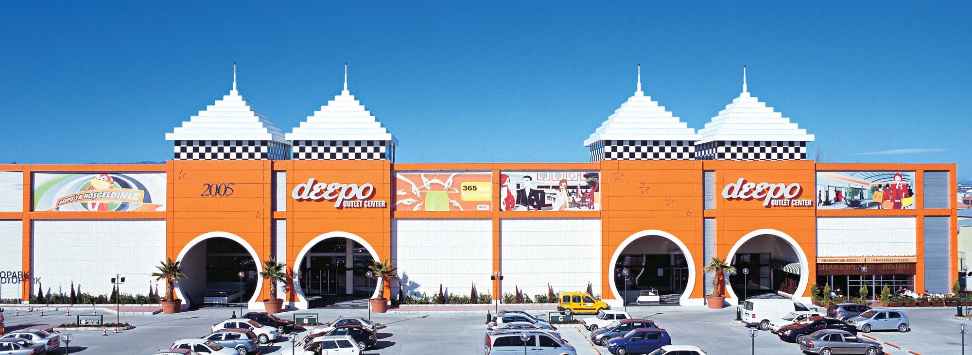 Deepo AVM - Adin-S Mall Solution