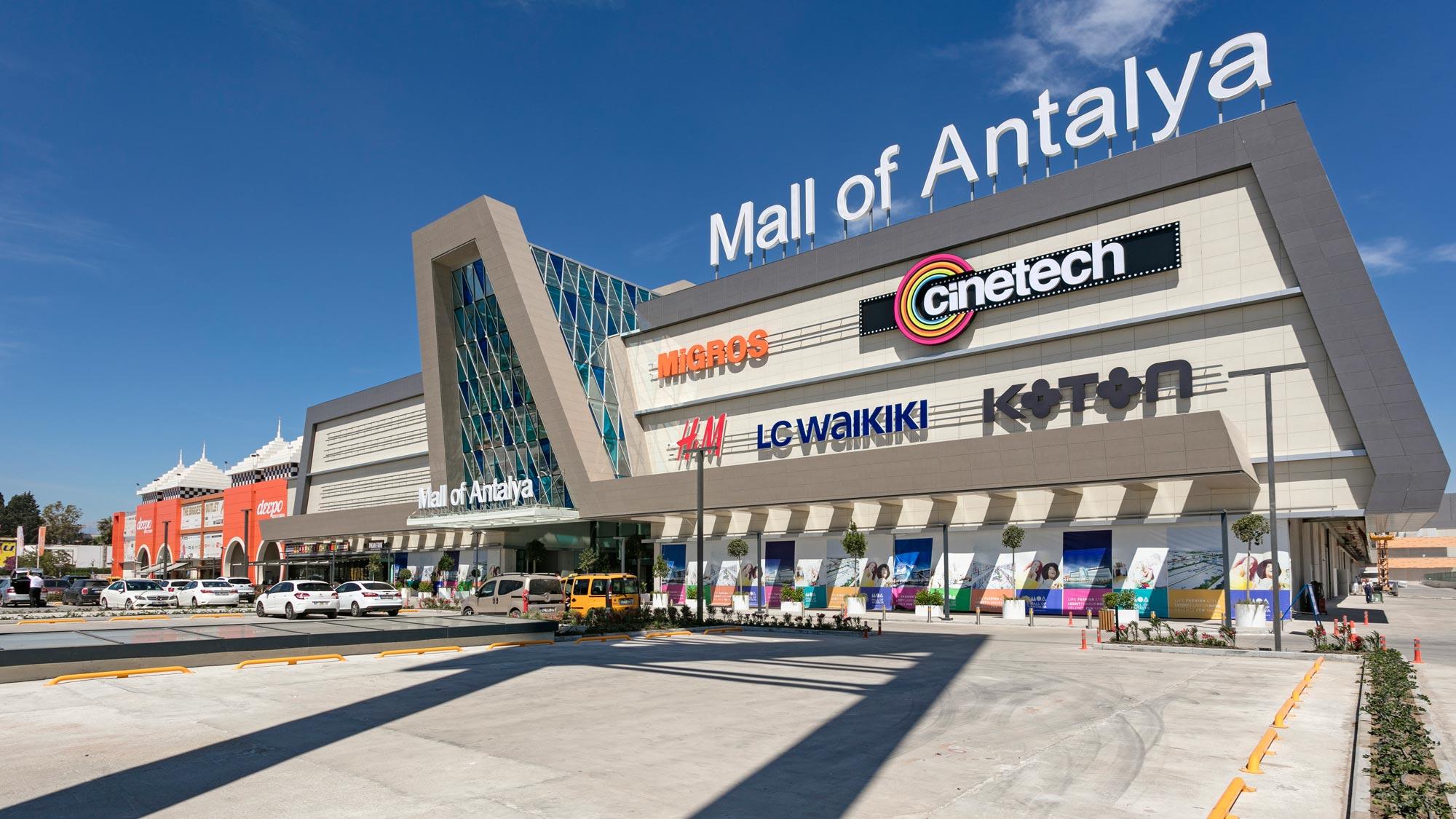 Mall Of Antalya AVM - Adin-S Mall Solution
