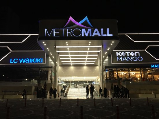Metromall AVM - Adin-S Mall Solution