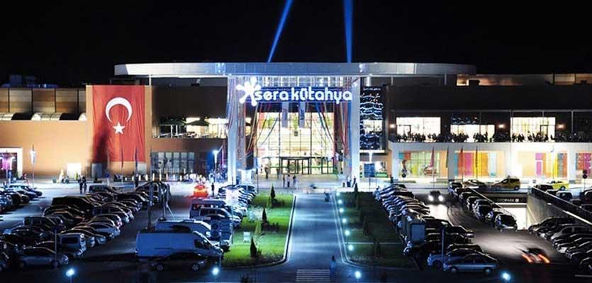 Sera Kütahya AVM - Adin-S Mall Solution