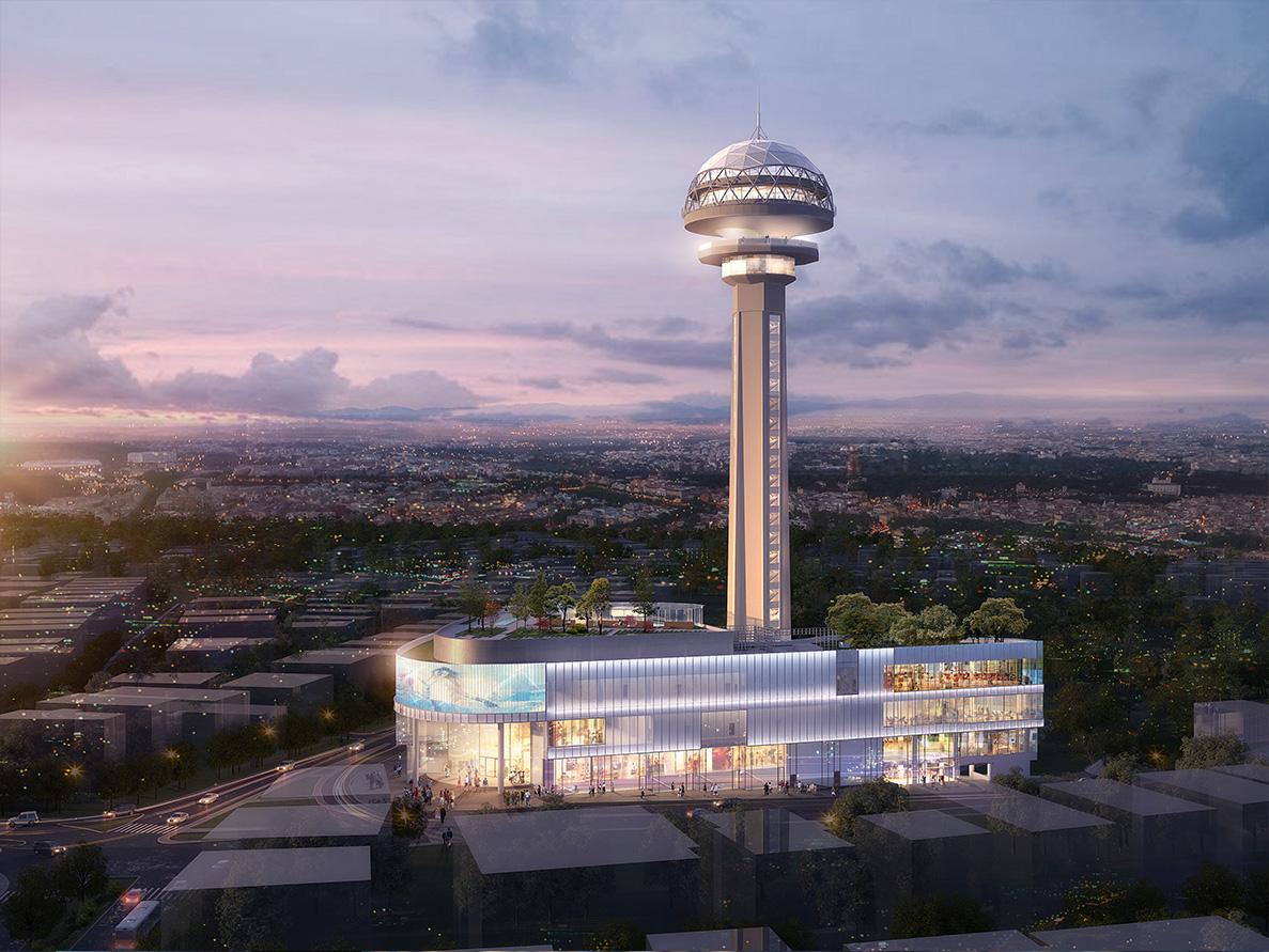 Atakule AVM - Adin-S Mall Solution