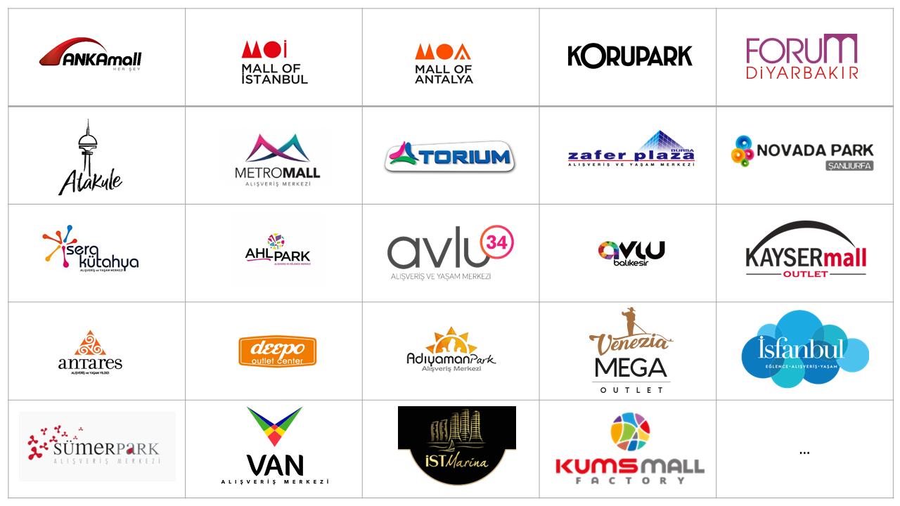 Adin-S Mall Referanslar